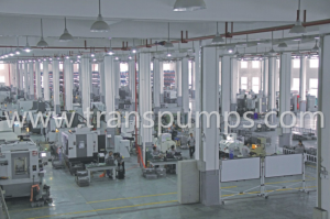 Factory inner view (Jindun Engineer Machine Co.,Ltd)