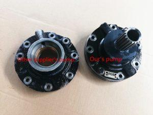 TCM forklift pump 3 tone part no 15583-80221