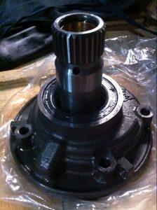 transmission oil pump assy